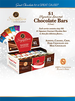 Signature Candy Bars